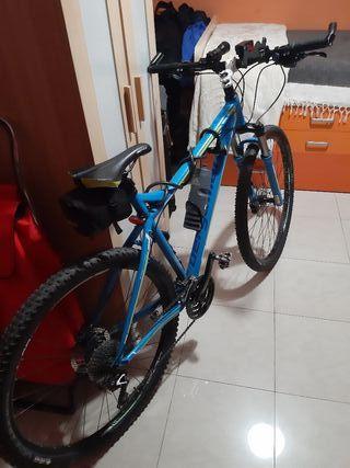 bicicleta de montaña talla XL