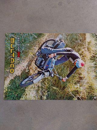 catálogo técnico original BULTACO MATADOR MK9