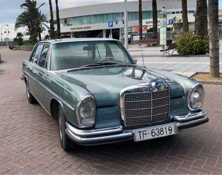 Mercedes-Benz 280 S 1980