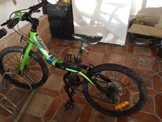 Bicicleta grow 2