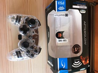 Mando PS3 wireless con luces