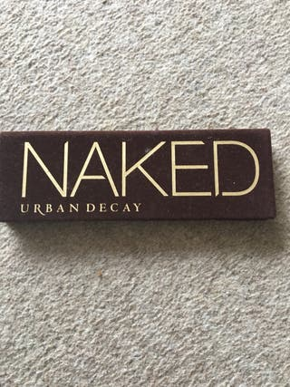 Urban decay eye pallette