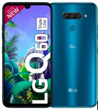 LG Q60 3/64gb azul PRECINTADO Y GARANTÍA