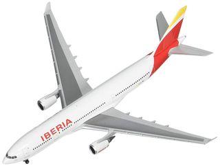 Maqueta Herpa 523899 Iberia Airbus A330-300 - Kit