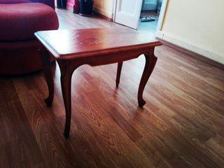 Mesa de centro vintage .