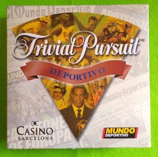 "Juego trivial pursuit deportivo ""Mundo deportivo"""