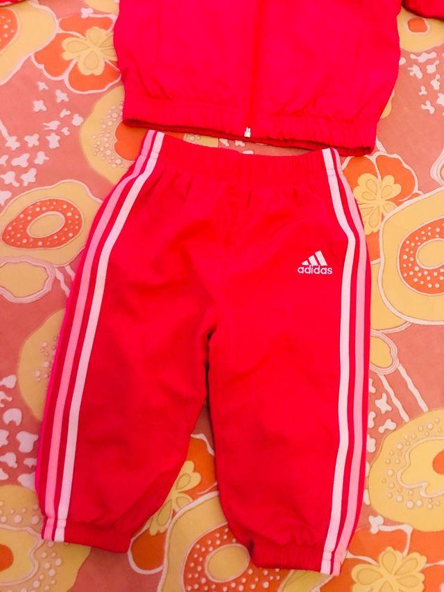 Conjunto Adidas niñas