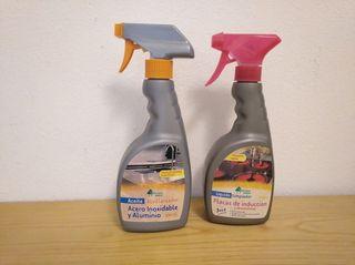 Regalo 2 productos de limpieza