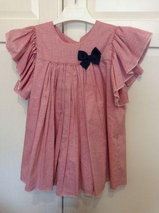 Vestido de la Abuela Juanita T- 4