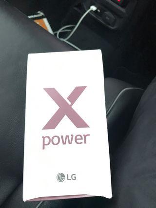 Se vende LG Power X