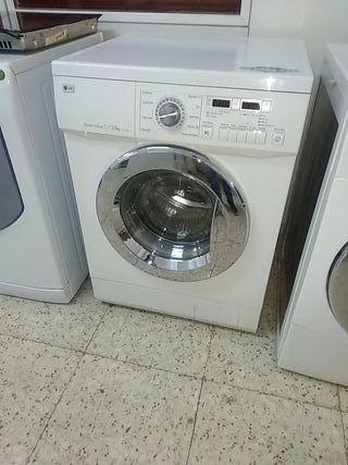 lavasecadora lg 7 kilos