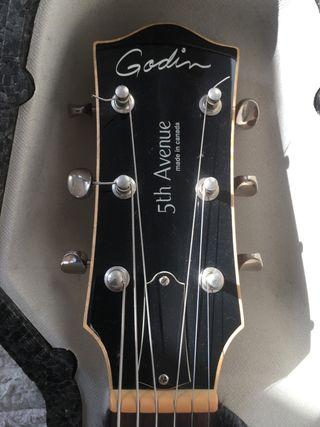 Guitarra Godin Kingpin