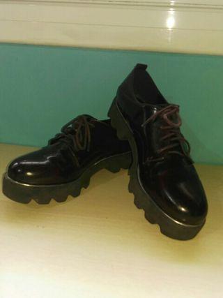 zapato bershka