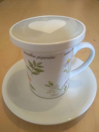 Juego de té.