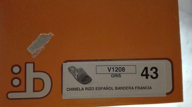 Zapatilla chancla