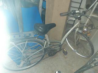 Bicicleta de mujer Decathlon