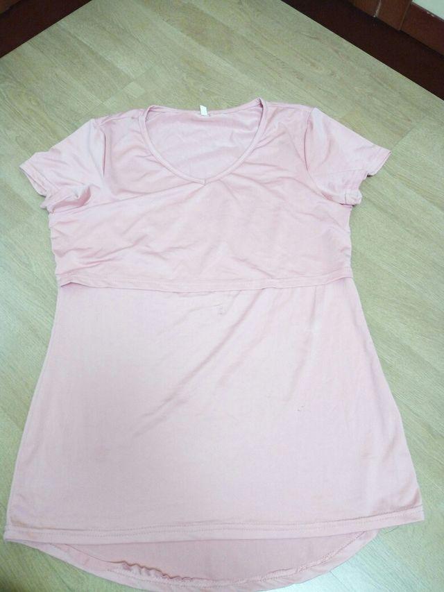 Camiseta Lactancia S