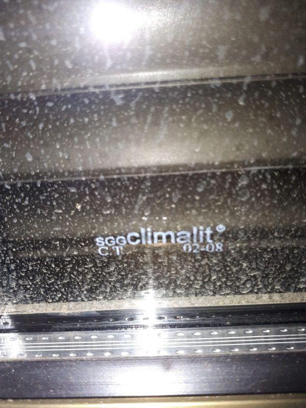 Ventana aluminio climalit