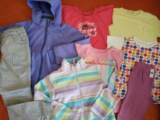 lote ropa niña 7-8