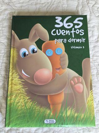 365 cuentos para ir a dormir