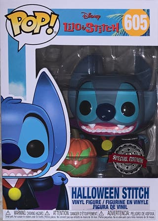 Funko Pop Halloween Stitch 605