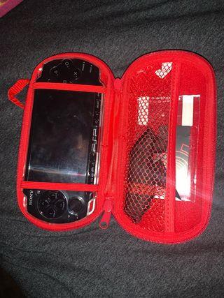 PSP+ cámara