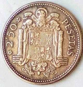 2'50 pesetas. 1953.