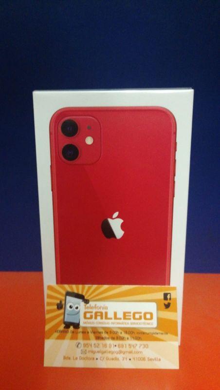 Iphone 11 64 gb Precintado