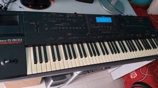 piano roland G800 muy bien cuidado