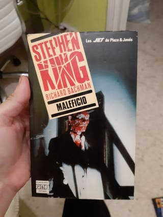 LIBRO MALEFICIO. STEPHEN KING.