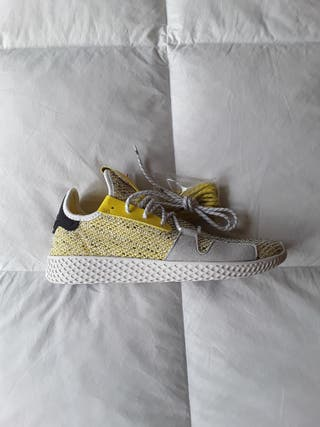 ADIDAS Pharrell Williams solar hu tennis v2 NUEVAS