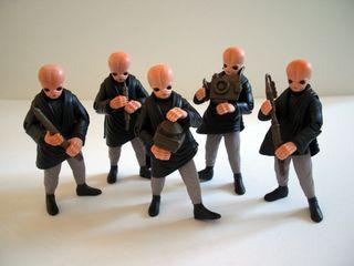 STAR WARS. Hasbro. Figrin Dan and the Modal Nodes