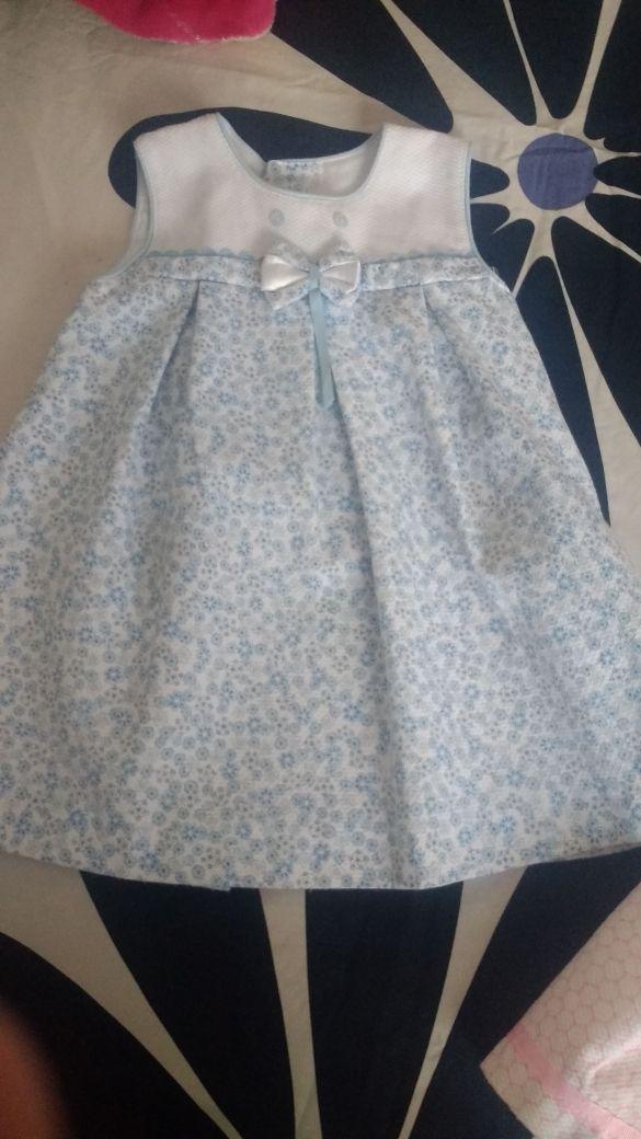 vestidos piqué