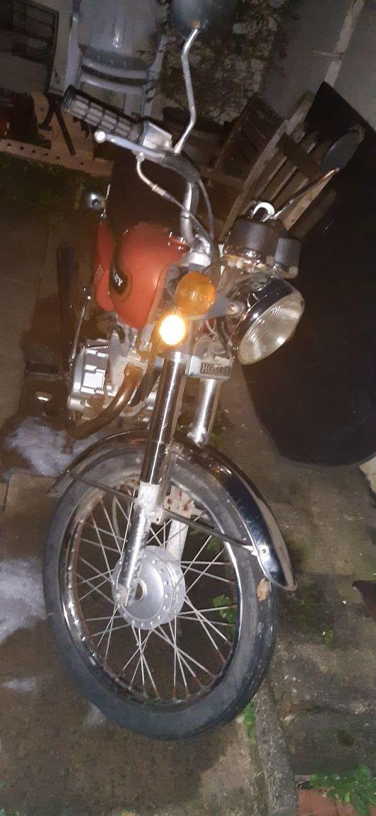 Honley 125cc HD2