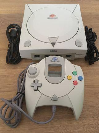 Sega Dreamcast japonesa
