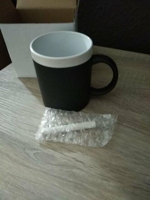 Taza pizarra