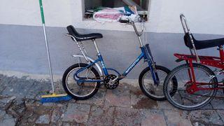 Las 2 bicicletas