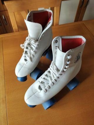 Botas patinaje núm 39