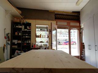 taller, carpintería de madera en traspaso
