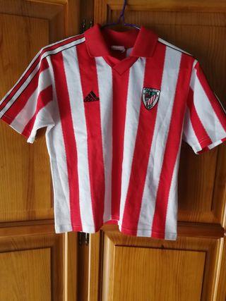 camiseta de Athletic club Adidas