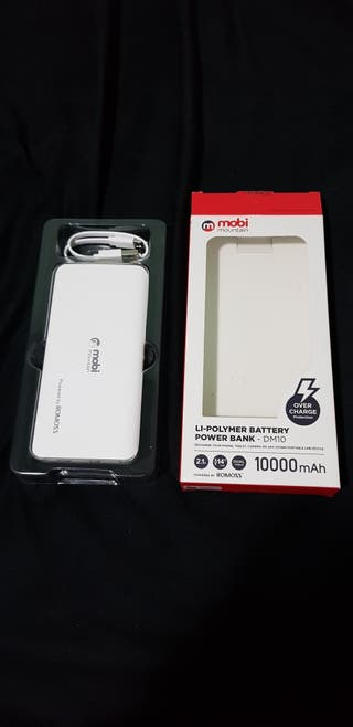 Bateria externa nueva para móvil o tablet, etc...