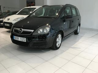 Opel Zafira 2006 7 places