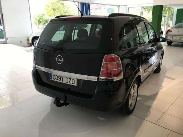 Opel Zafira 2006 7 places