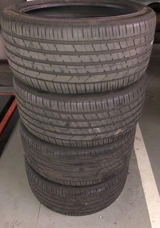 Neumáticos hankook 285/35/22 106Y
