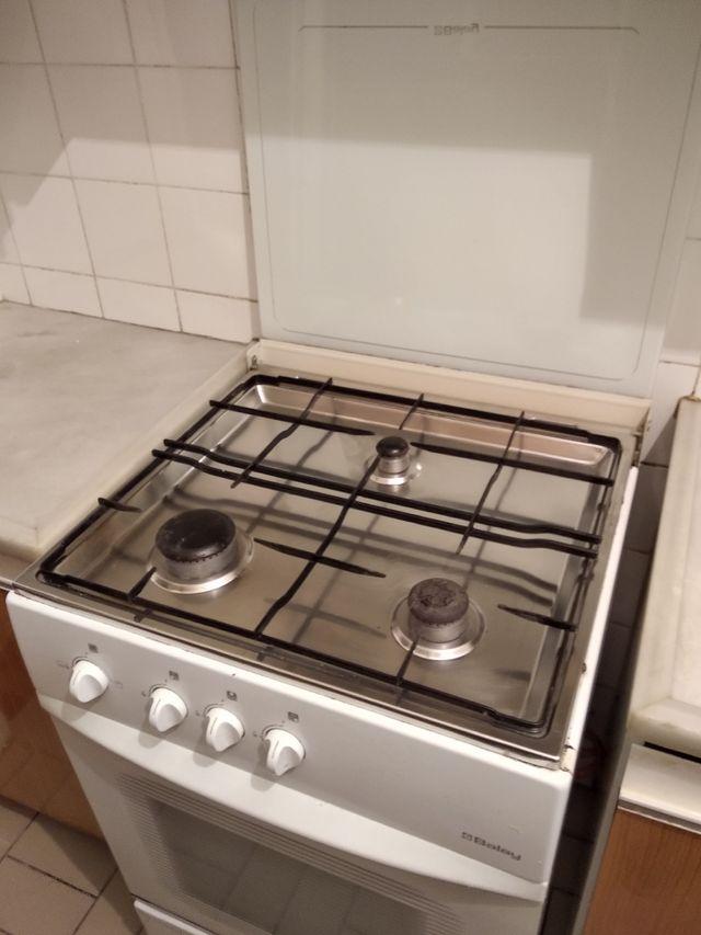 cocina butano