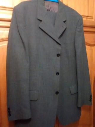 traje chaqueta hombre con chaleco