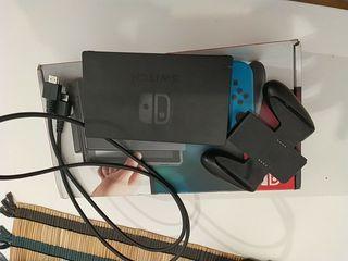 base dock para nintendo Switch