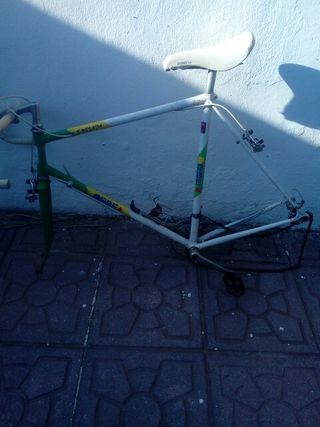 orbea antigua bicicleta fixie