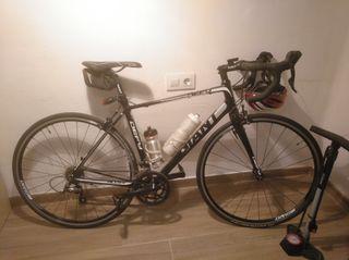 bicicleta giant i accessoris
