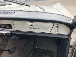 SEAT 1500 año 1966